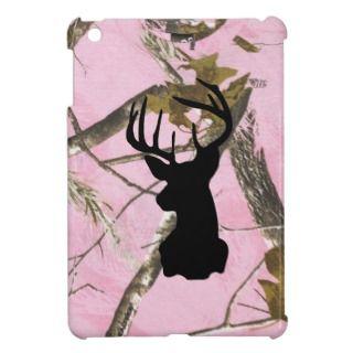 Pink Camo ipad Mini Case