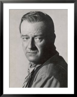John Wayne American Film Actor Pre made Frame
