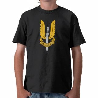 Special Air Service T Shirt