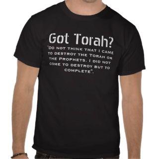 Got Torah? Shirt