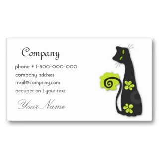 card customizable design. Perfect as Introduction Card, Business