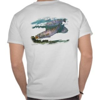 Speckled Trout Feeding Tshirt