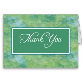 elegant business thank you note cards are perfect for business