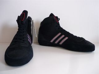 NEW ADIDAS COMBAT SPEED III WRESTLING SHOES BOOTS BNWT