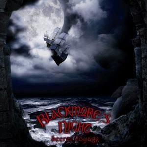 BLACKMORES NIGHT Secret Voyage CD 2008