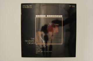 Andre Brasseur, The Fantastic Organ, RCA
