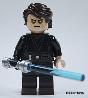 STAR WARS Anakin Skywalker als Sith Lehrling aus Set 9494 Neuheit 2012