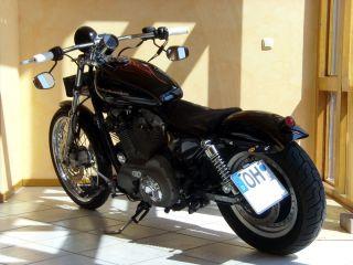 2004er XL 2 Harley Davidson Sportster 883 Custom Tüv 05/2014