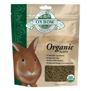 Oxbow Animal Health� BeneTerra Organic Rabbit Food   Food   Small Pet