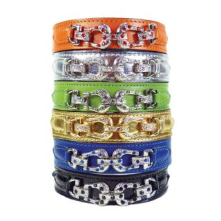 Hartman & Rose After Eight Collection Dog Collar   Collars   Collars, Harnesses & Leashes
