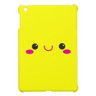 Super Cute anime Kawaii cutie face! NP ipad mini cases by