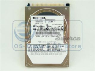 Toshiba 2.5 15GB Laptop NoteBook PATA IDE HDD Hard Disk Driver 9.5mm