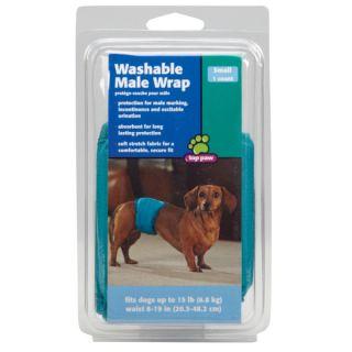 Top Paw™ Washable Wrap   House Training   Dog