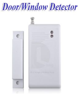 99zone Wireless Autodial Door Detector Siren Call Phone Security Alarm