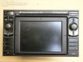 VW Passat B5 (Typ 3BG) Radio Navigation System MFD 3B0035191D
