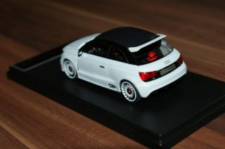Audi A1 S1 RS1 Clubsport Quattro Look Smart Selten 1:43