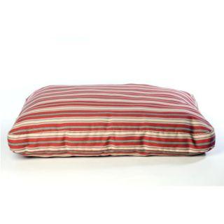 Carolina Pet Indoor Outdoor Pet Bed   Red Stripe