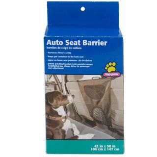 Top Paw™ Auto Seat Barrier   Summer PETssentials   Dog