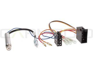 Pioneer Doppel DIN iPhone  AUX Bluetooth Radio+Anschlusskabel für