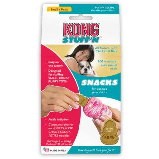 KONG® Stuff'N™ Puppy Snacks   Toys   Dog