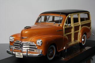 Maisto 118 Coche Chevrolet Fleetmaster Woody 1948
