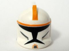 Lego Star Wars Commander Cody Helmet Clone Trooper Minifigure