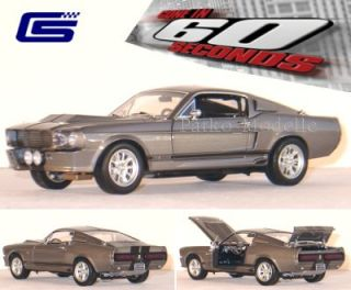FORD MUSTANG SHELBY GT 500 E   1967   ELEANOR SC 118