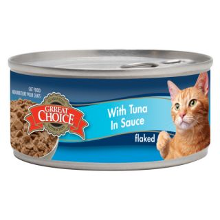 Grreat Choice� Tuna Cat Food   Sale   Cat