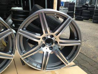 AMG Styling Alu Felgen Mercedes 19 Zoll S W221 W204 W207 W212 W211 CLS