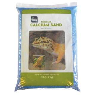 All Living Things™ Reptile Calcium Sand   Substrate & Bedding   Reptile