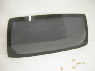 Heckscheibe Mitsubishi PAJERO 3 V60 01  rear window