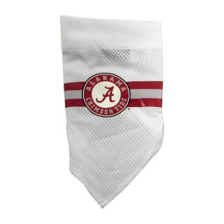 Alabama Crimson Tide Official Dog Collar Bandana    Bandanas   NCAA