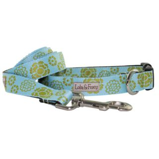 Lola & Foxy Nylon Dog Leashes   Basil   Leashes Nylon   Collars, Harnesses & Leashes