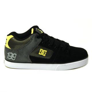 DC Sneaker Skateschuh Radar Slim Black/Yellow 303195