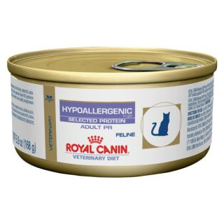 Royal Canin� Veterinary Diet Hypoallergenic Selected Protein PR Cat Food   Canned Food   Food