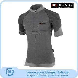 BIONIC Bike FENNEC Shirt Trikot MEN anthracite in L