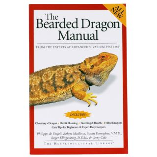 The General Care & Maintenance of Bearded Dragons   Books   Reptile