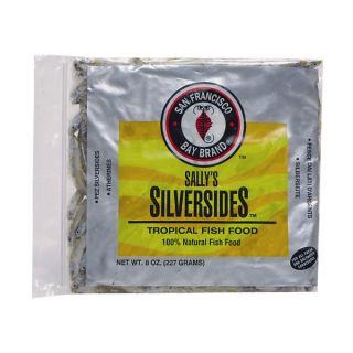 San Francisco Bay Brand� Sally's Frozen Silversides™ Tropical Fish Food   Tropical Food   Fish Food