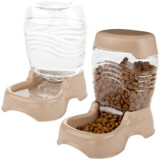 Pet Feeder � Grreat Choice� Pet Feeder & Waterer