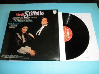 Vynil Giuseppe VERDI Stiffelio / L. Cardelli (2 LPs)