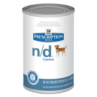 Hill's� Prescription Diet� n/d™ Canine Dog Food   Canned Food   Food