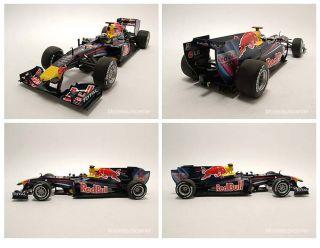 Renault Red Bull Racing S.Vettel RB6 2010 Formel 1, Modellauto 118