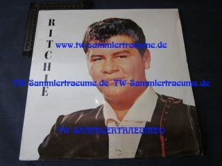 Ritchie Valens   Ritchie / Del Fi LLP 5139 AS Made In Germany Line Rec