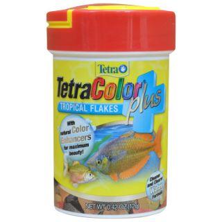 Tetra� Color Plus Tropical Fish Flakes   Tropical Food   Fish Food