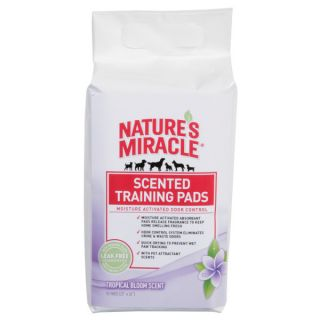 Nature's Miracle™ Scent Release Training Pads   House Training   Dog