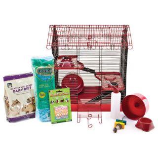 All Living Things® Deluxe Hamster Starter Kit    Sale   Small Pet