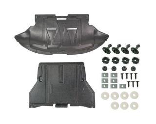 Unterfahrschutz Getriebeschutz Clips Set fuer Audi A4 B6 8E Limo Kombi