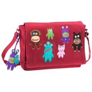 WENDEKREIS Little Monsters Kindergartentasche Tasche