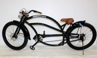 Chopper Fahrrad 26 Zoll MEGA Lowrider Custom Cruiser Bike Beachcruiser