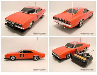 Dodge Charger 1969 General Lee / Dukes, Modell mi RC